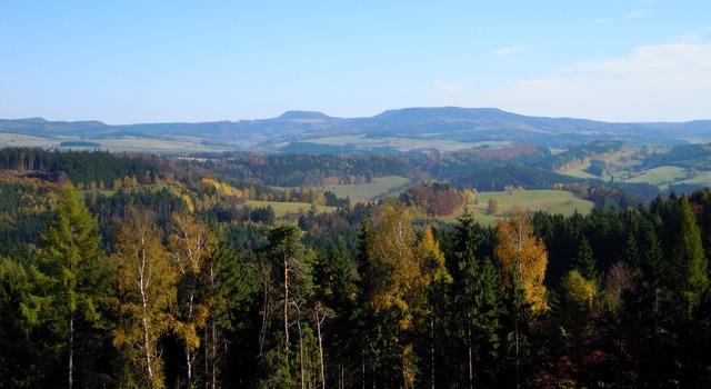 Krajina Broumovska. Foto: Petr Kafka
